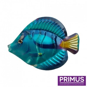 Metal Fish wall art - Blue Tang