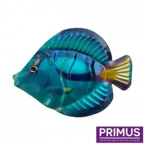 Metal Fish wall art - Blue Tang