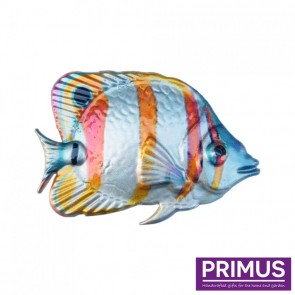 Metal Fish wall art - Butterflyfish