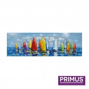 Sailboats at Sea - Small *
