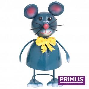 Small Metal Dancing Mouse