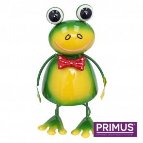 Small Metal Dancing Frog