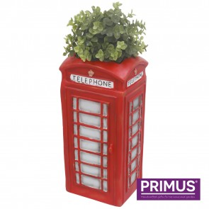 Telephone Box Planter (Frost Proof Polyresin)