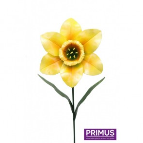 Medium Metal Daffodil