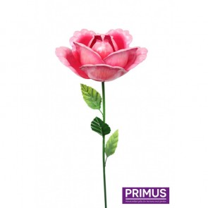 Medium Metal Rose Pink