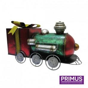 Metal Gift Train