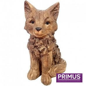 Wood Effect Fox