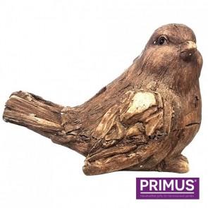 Wood Effect Bird